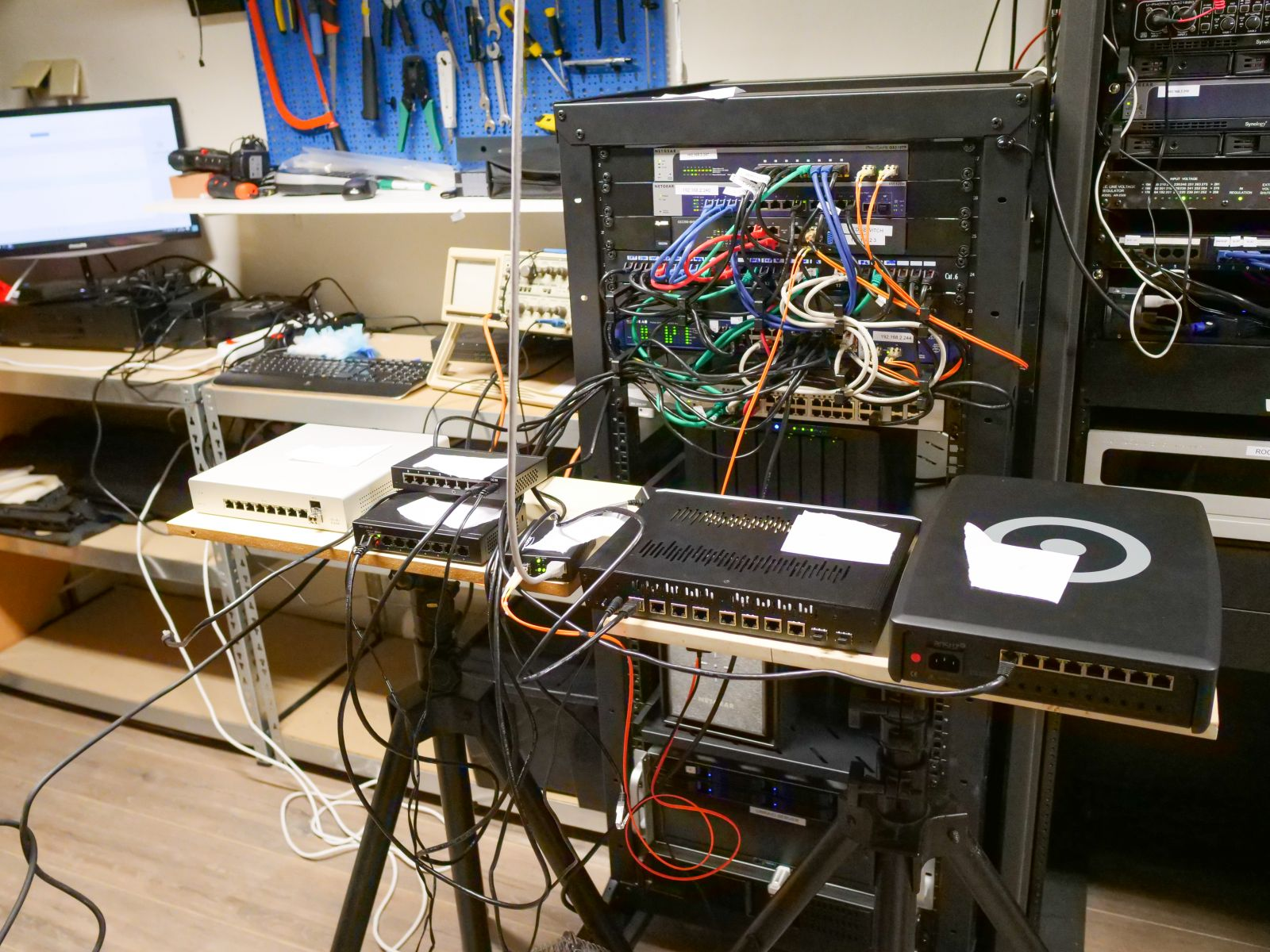 Netwerk-setup