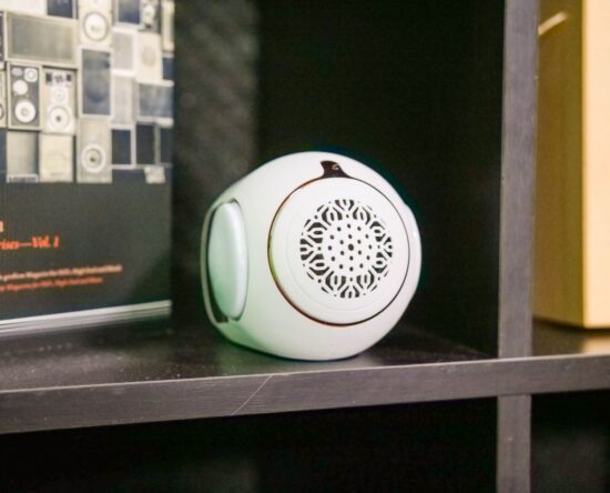 Xielierlike Fake Phantom Speaker