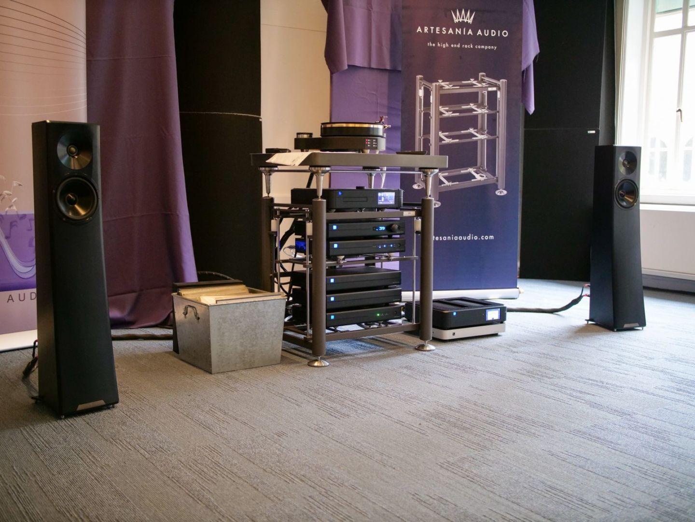 YG met PS Audio Stellar